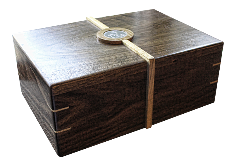 The Merlin Cigar Humidor