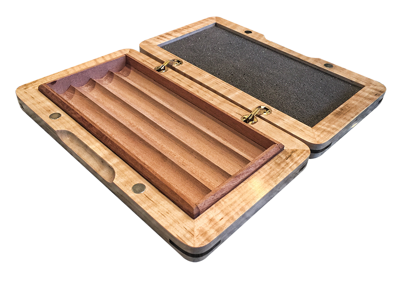 Camelot travel cigar humidor