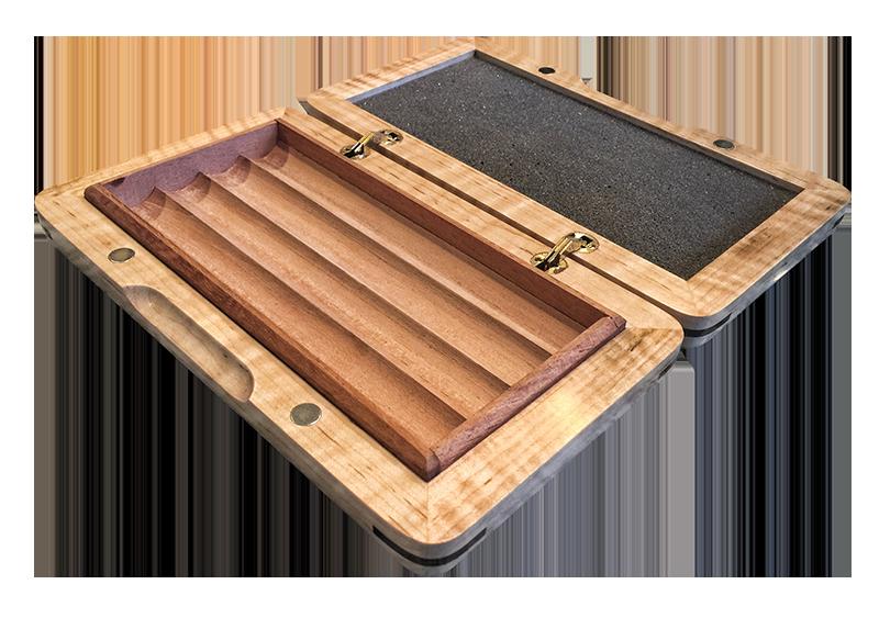 Camelot travel cigar humidor