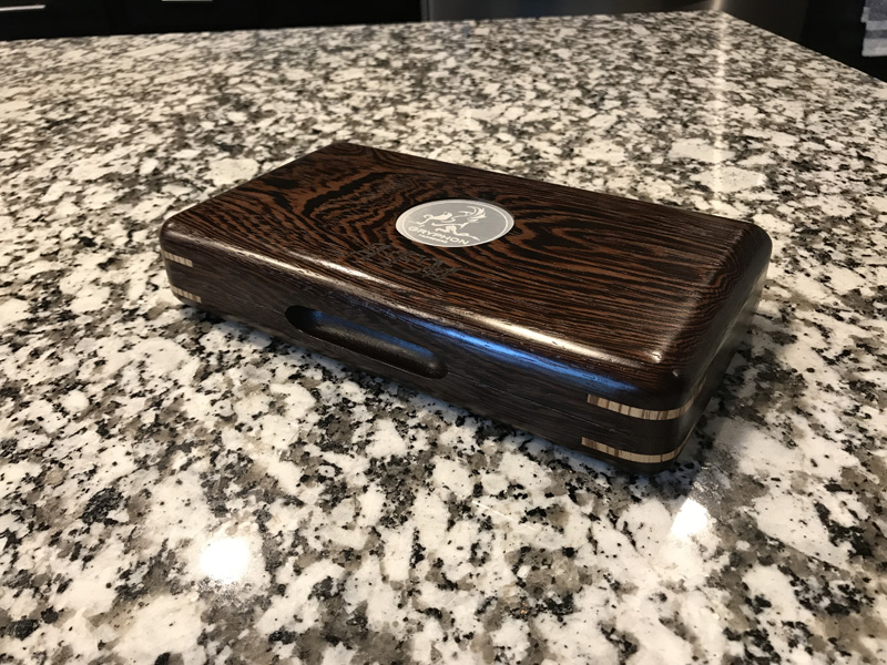 The Camelot #040 - Travel Cigar Humidor