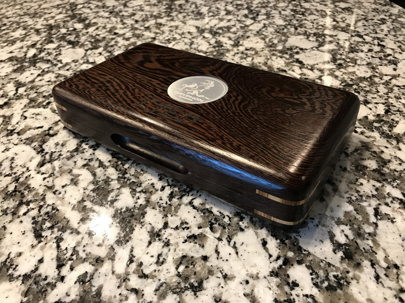 The Camelot #042 - Travel Cigar Humidor