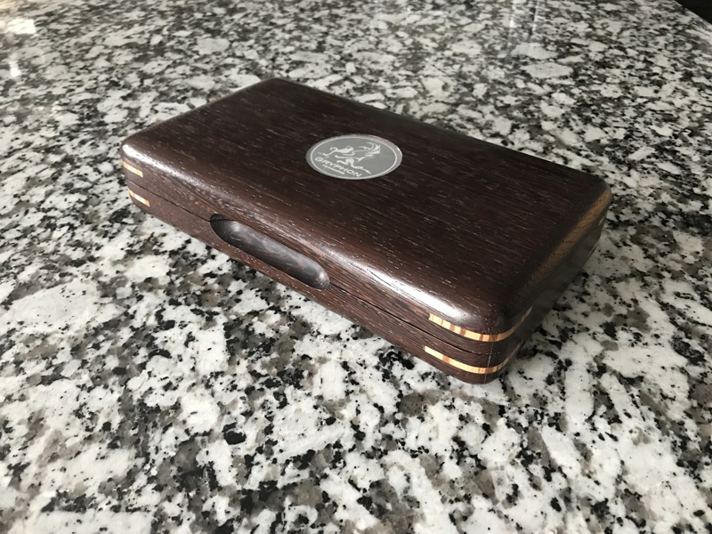 The Camelot #047 - Travel Cigar Humidor