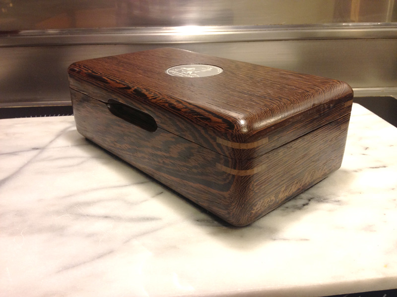 The Galahad #003 - Travel Cigar Humidor