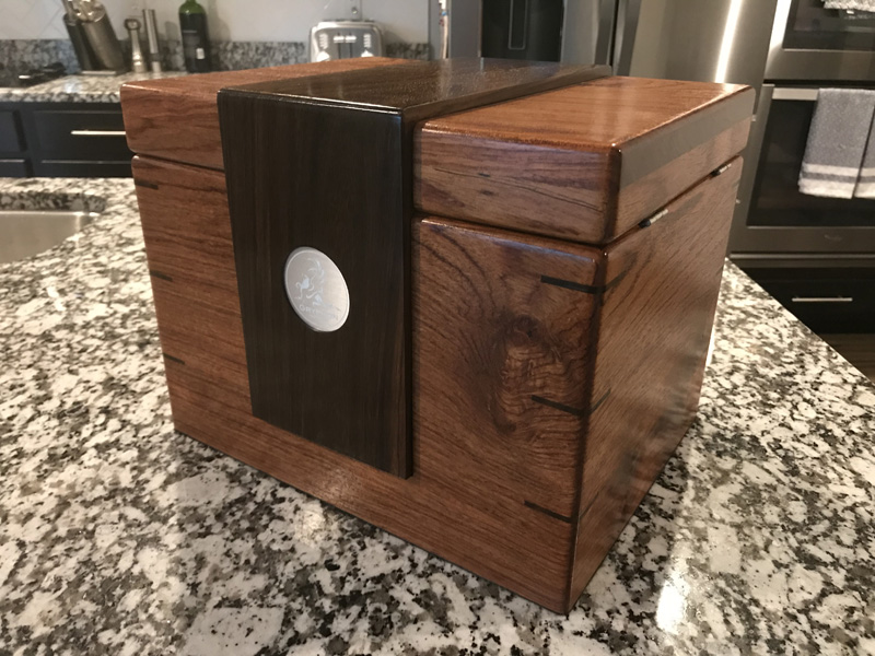 The Lancelot #030 - Desktop Cigar Humidor