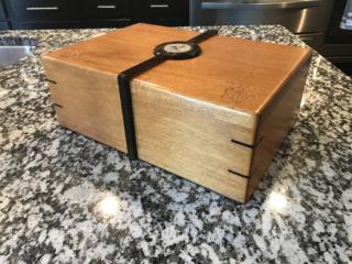 The Merlin #009 - Desktop Cigar Humidor
