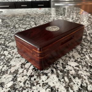 The Galahad #024 - Travel Cigar Humidor