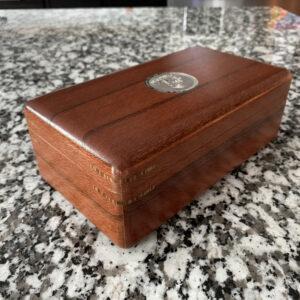 The Galahad #026 - travel cigar humidor